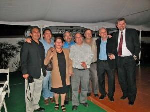 Ricardo Valenzuela, Jesus Garcia, Joaquin Cifuentes, Raul Diaz, Jose Marmolejo, Rosario Medel, Gonzalo Guevara and Efren Cazares