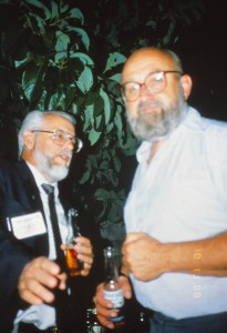 Gaston Guzman and Jim Trappe