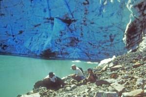 Lyman Glacier, Washington