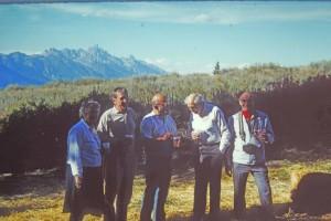 Valentin Furlan, Jack Harley, Jim Trappe, Edward Hacskaylo, Sally Smith.