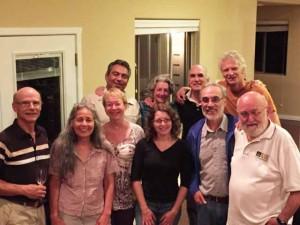 Dan Luoma, Joyce Eberhart, Melanie Jones, Jane Smith, Dan Durall, Anders Dalhberg, Randy Molina, Jim Trappe and Efren Cazares